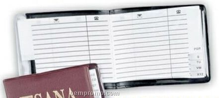 The Mini Buzzer Address Book