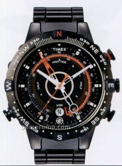 Timex Expedition Temperature Compass And Analog Watch