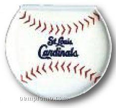 "Baseball Adhesive Sportsline Pad Holder / 4 1/4""X4 7/8"""