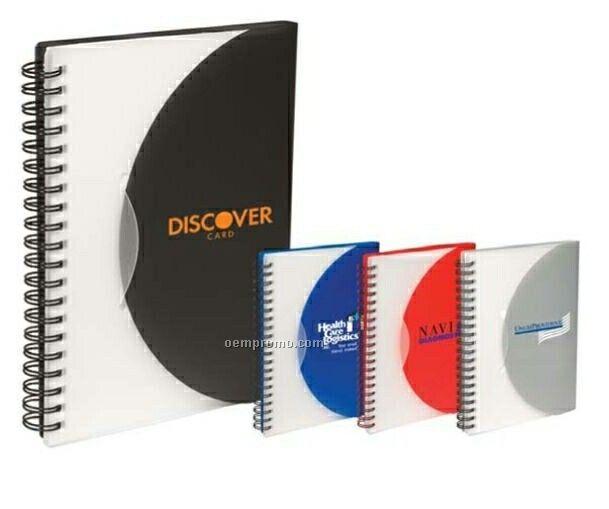 Fold 'n Close Notebook