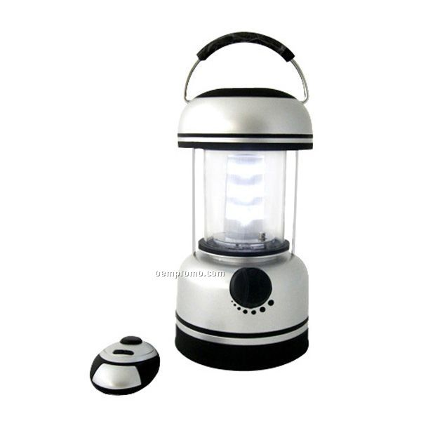 Power Lantern With Remote Control Dimmer