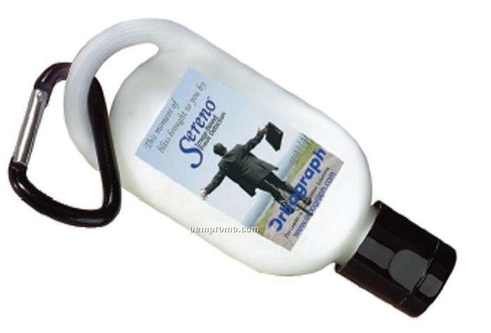 Shady Spf 15 Sunscreen In Carabiner Bottle