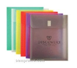 Vertical Velcro Style Business Envelope