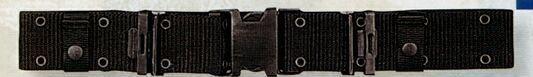 Black X-large Marine Corps Quick Release Pistol Belt
