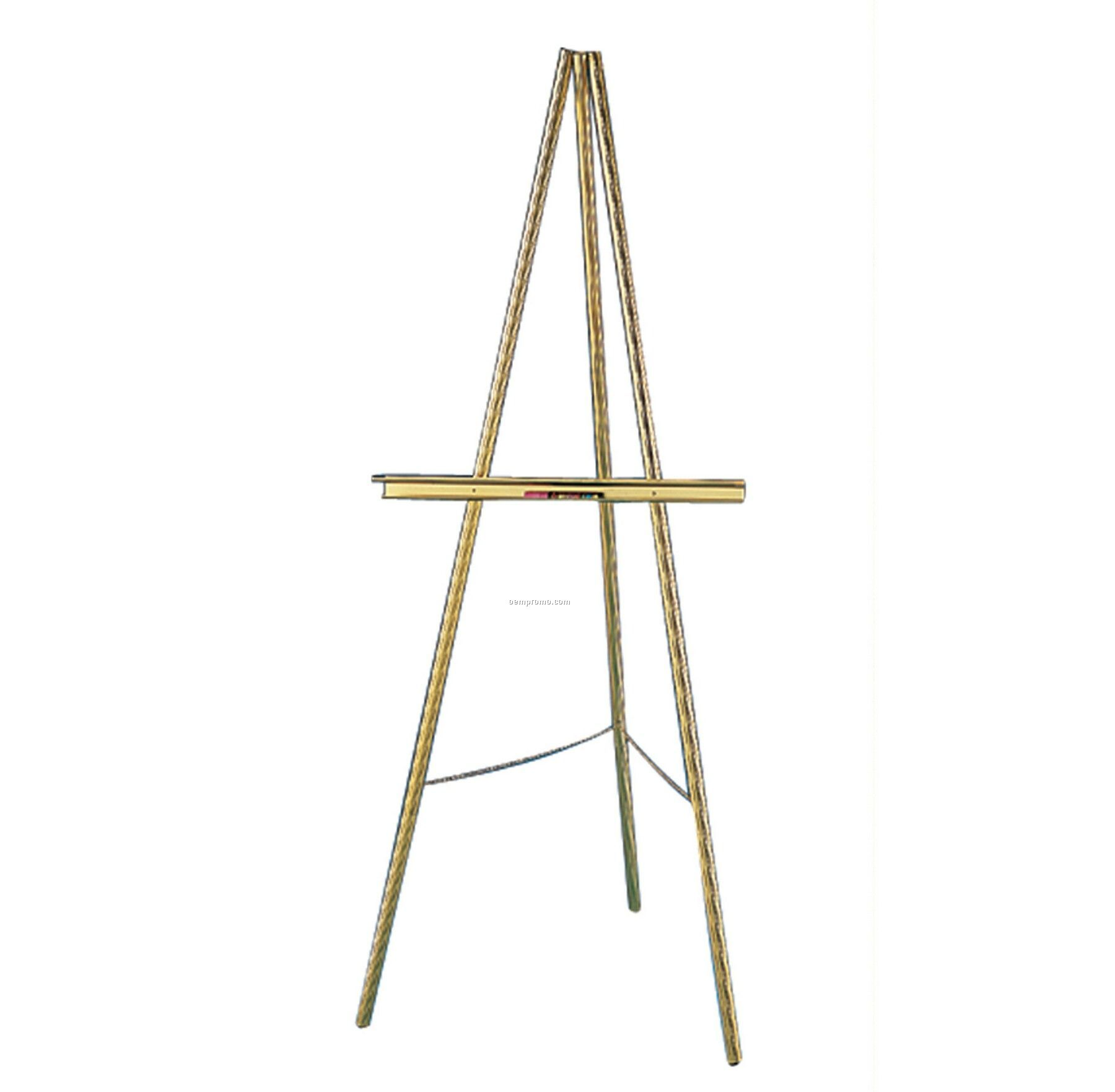 how to assemble easel stand