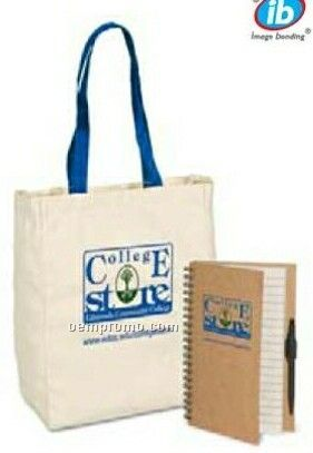Eco Tote 'n Note Combo