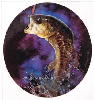 """Holographic Mylar - 2"""" Fishing"""