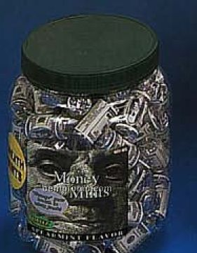Jar Of Money Mints