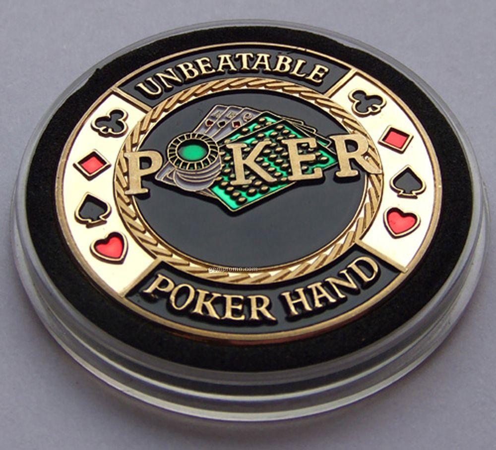 Metal Poker Chip 19