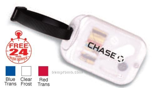 2-in-1 Luggage Tag W/ Sewing Kit (Printed)
