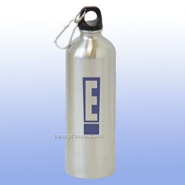 25 Oz Stainless Sports Water Bottle W/Box