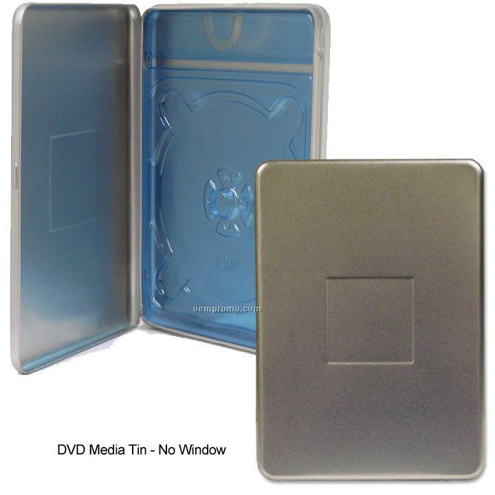 Deluxe DVD Tin