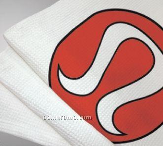"""Dri-lite Waffle Sports Towel (14""""X24"""")"""