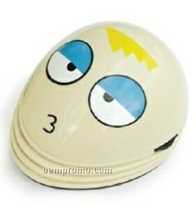 10-1/2cmx8-1/2cmx7cm Depressed Boy Mini Vacuum