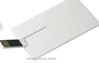 Credit Card Swivel Flash Drive V2.0