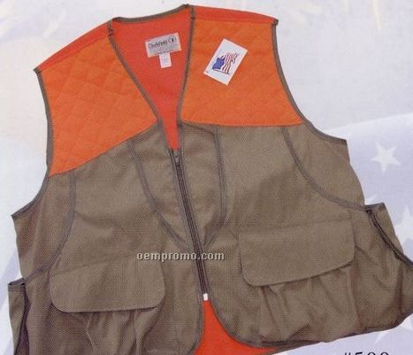 Deluxe Front Load Shooter's Vest (3xl)