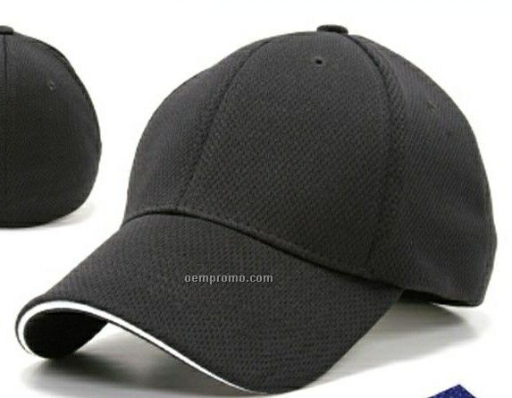 U-fit One Sandwich Dry Mesh Cap (One Size Fits Most)