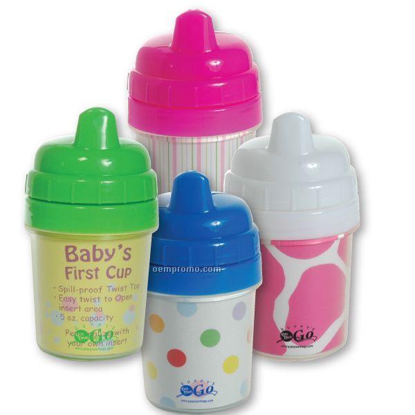 5 Oz. Non Spill Baby Cup