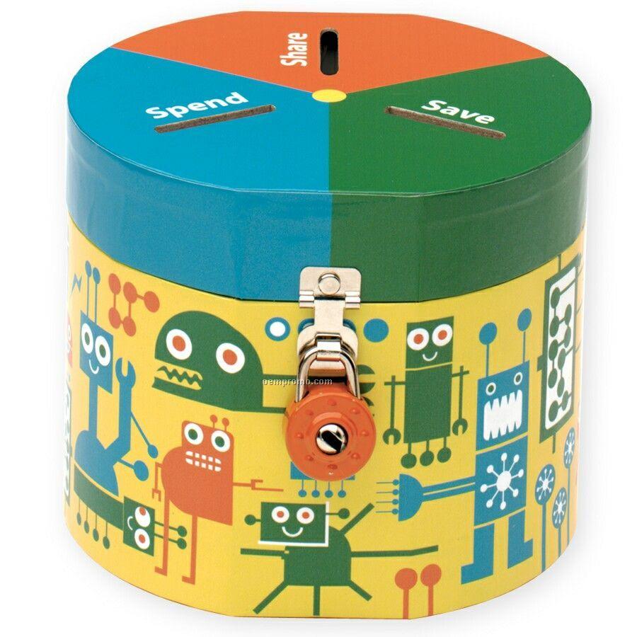 Robots Money Bank