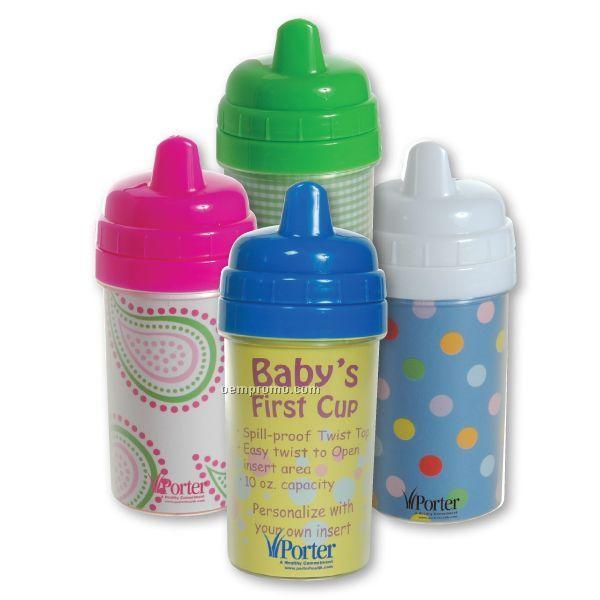 10 Oz. Non Spill Baby Cup