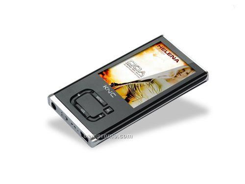 Digital Mp4 Player With FM Radio