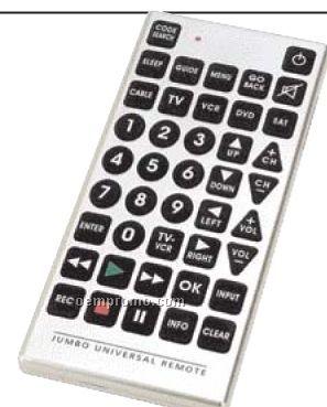 Mitaki-japan Jumbo Tv Remote Control