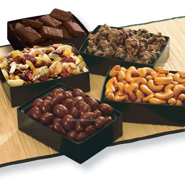 Studio Collection W/ Chocolate Almonds (Small Box)
