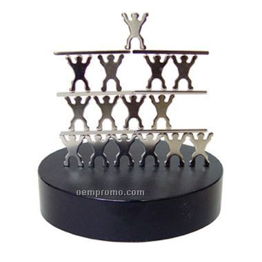 Magnetic Sculptures - Acrobats