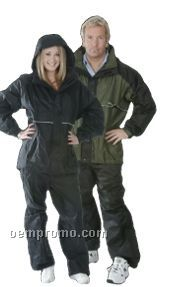The Weather Company Waterproof Golf Suit