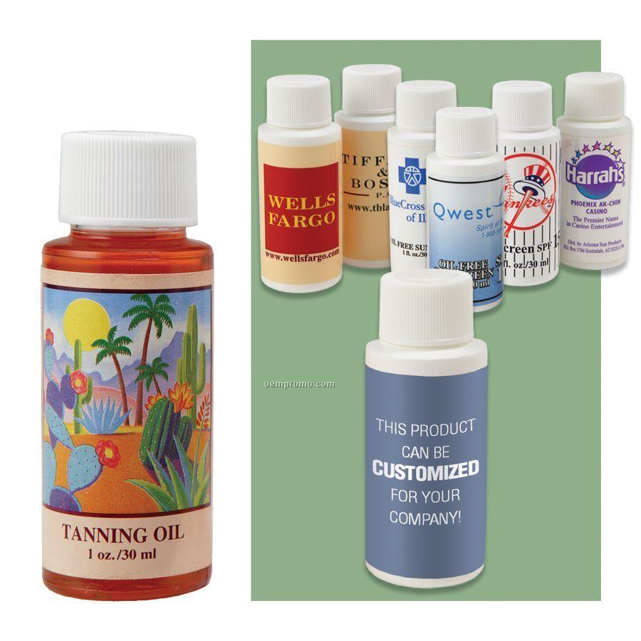 1 Oz. Sun Care Tanning Oil