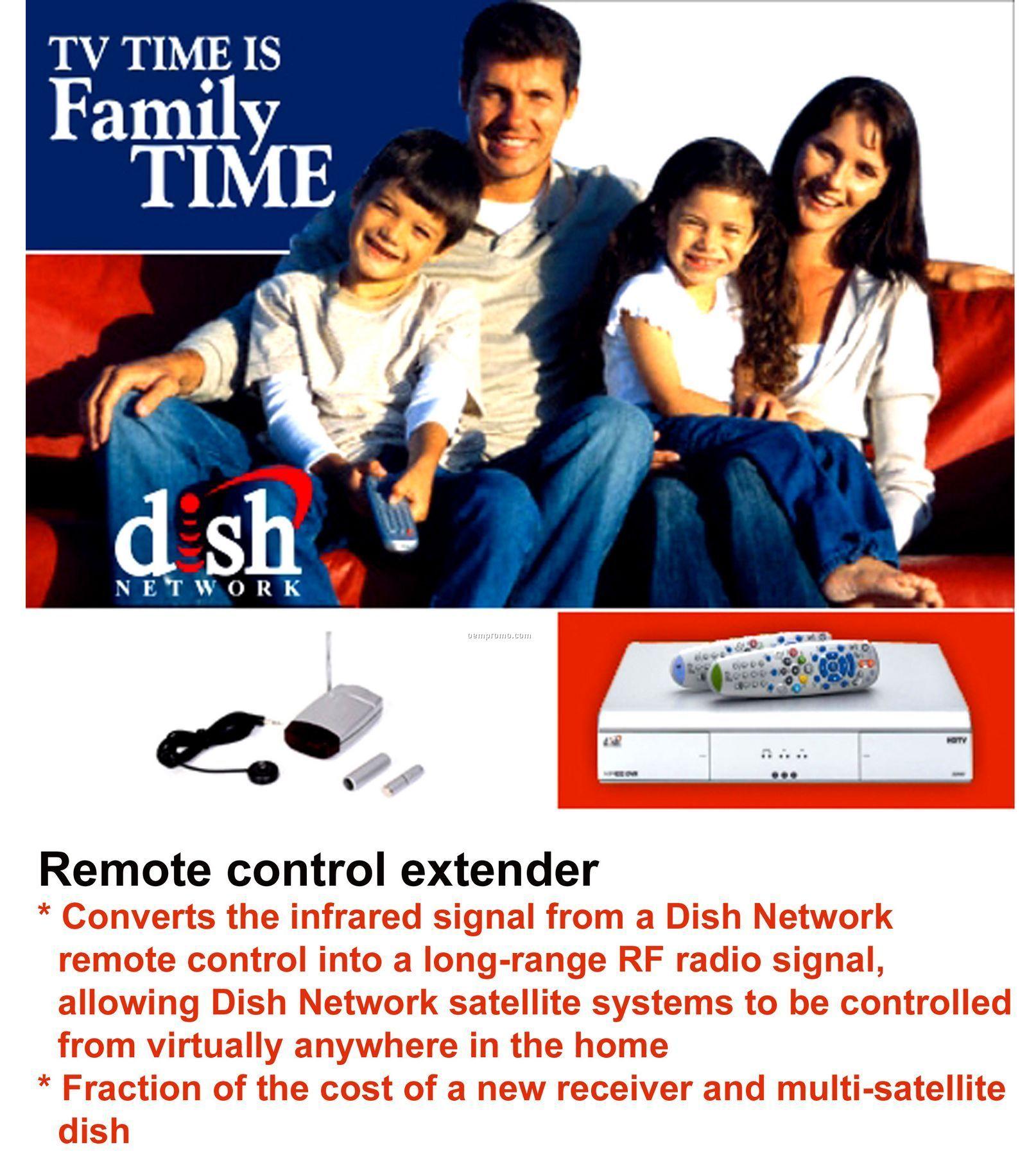 Remote Control Extender / Plug In The Sun