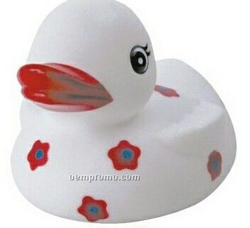 Rubber Blossoming Beauty Duck