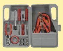 31 Piece Roadside Emergency Kits