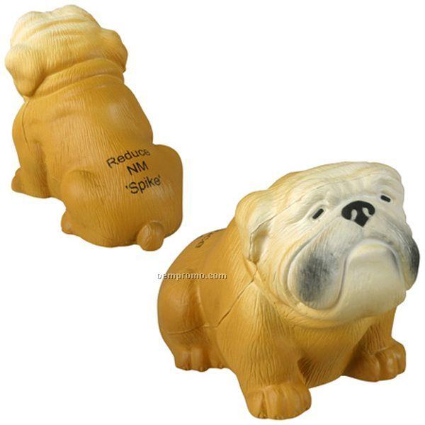 Bulldog Squeeze Toy