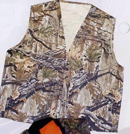 Long Safety Vest - Camouflage (3xl)