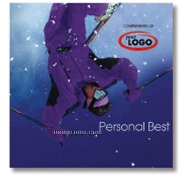 Motivational Personal Best Compact Disc In Jewel Case/ 12 Songs