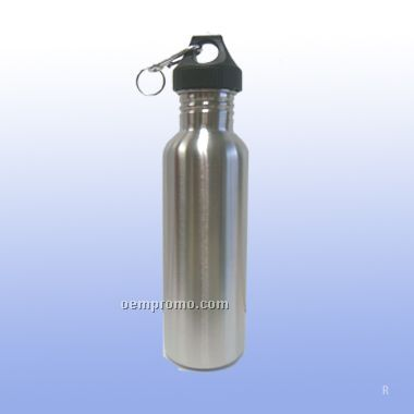 24 Oz Stainless Sports Bottle (Screened)