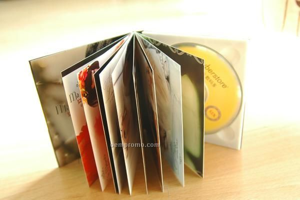 DVD/CD Booklet