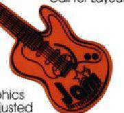 "Foam Guitar Spirit Waver - 30"" (Group 15)"