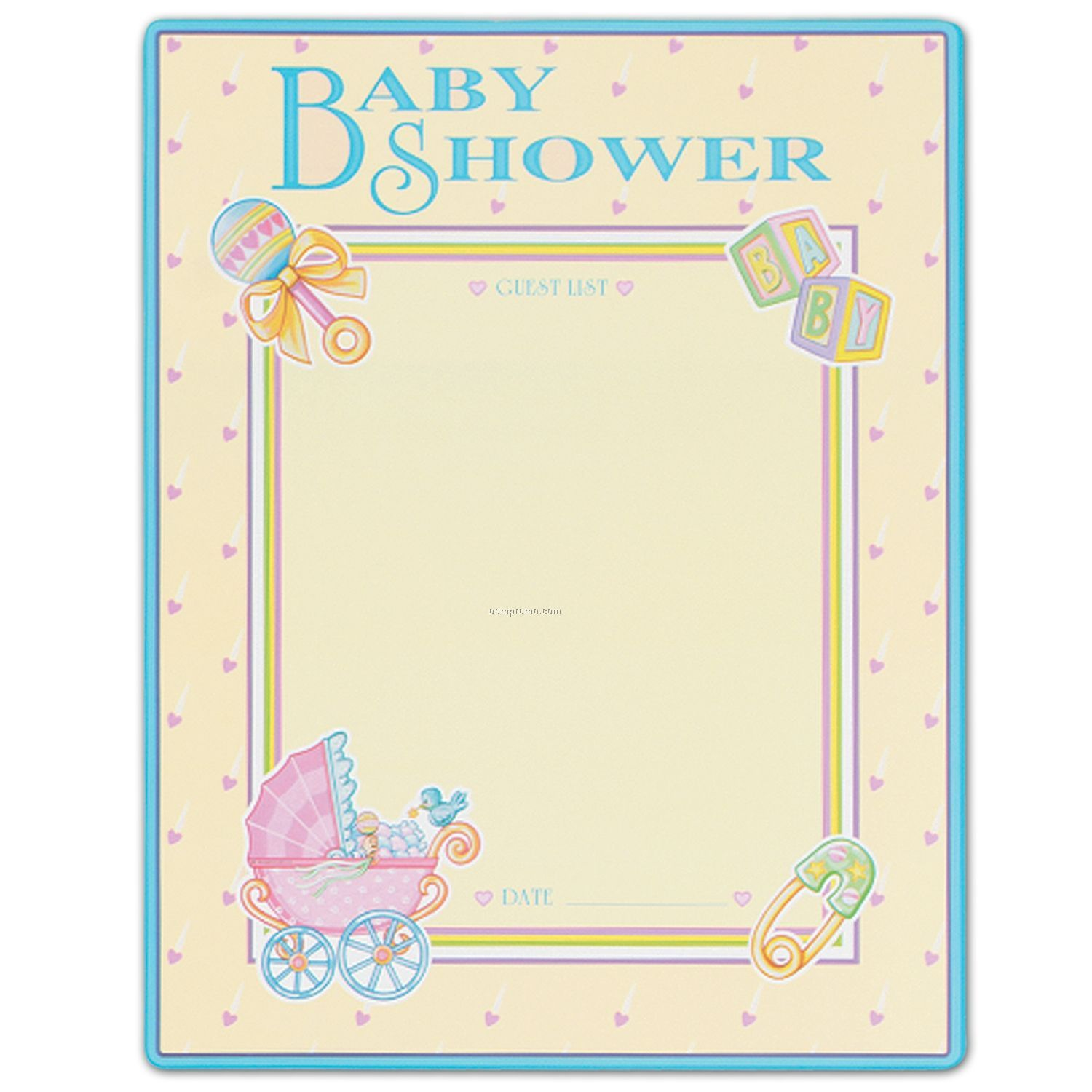 Letter From Baby To Baby Shower Guests: Boards-Memo,China Wholesale Boards-Memo-(Page 31