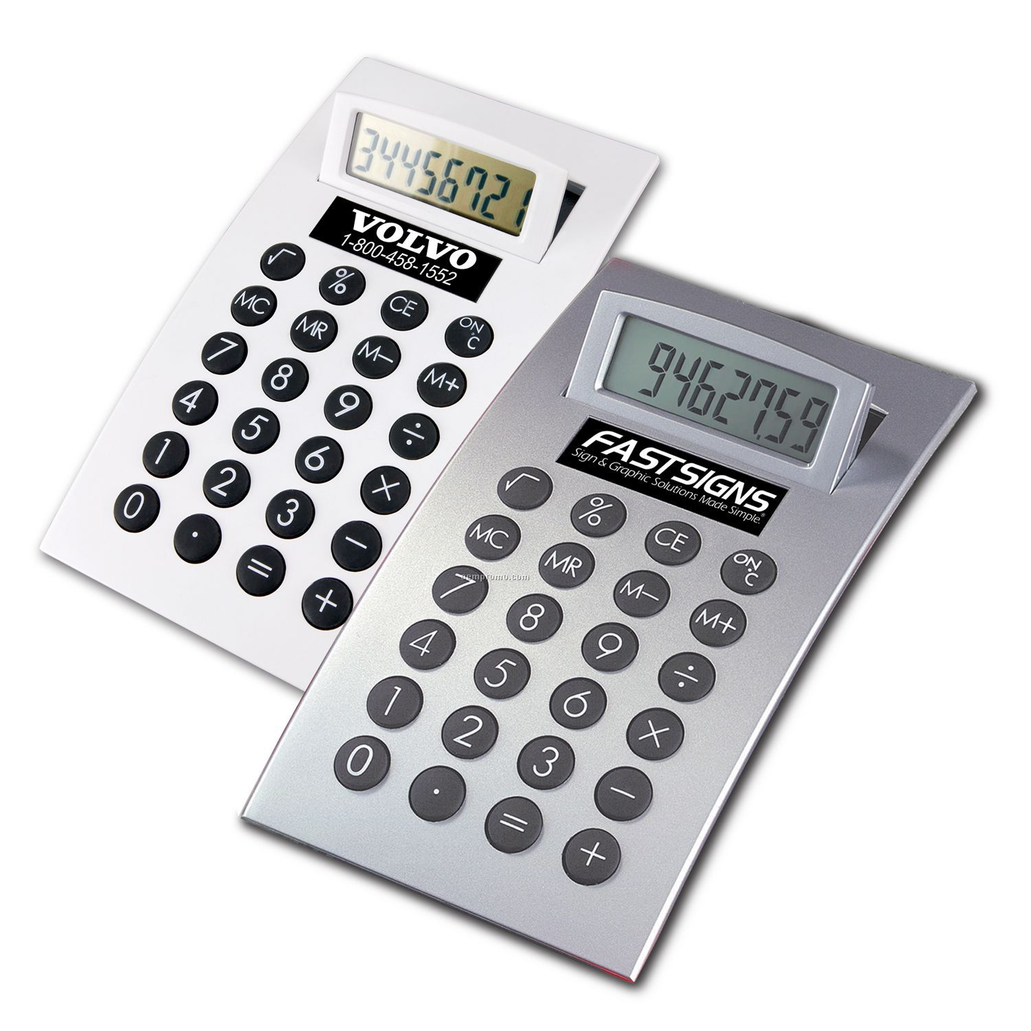 Deluxe Desk Calculator