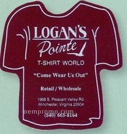 T-shirt Flexible Magnet