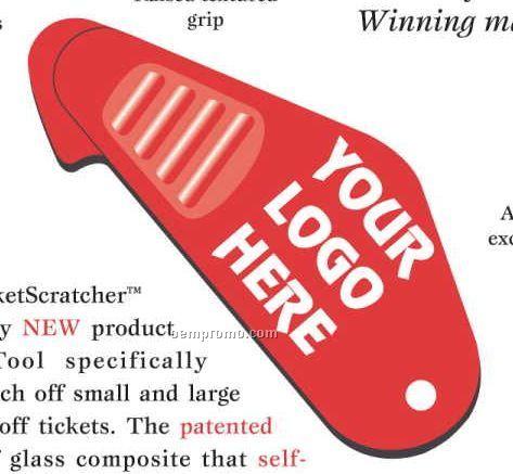 Ticket N' Tools - Lucky Ticketscratcher Tool