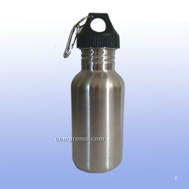 16 Oz Wide Mouth Sports Bottle (Screened)