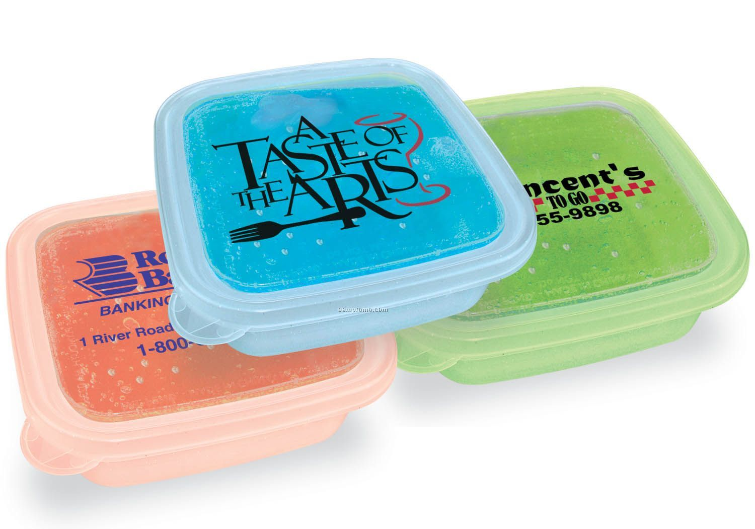 Ez Freeze Food Storage Container