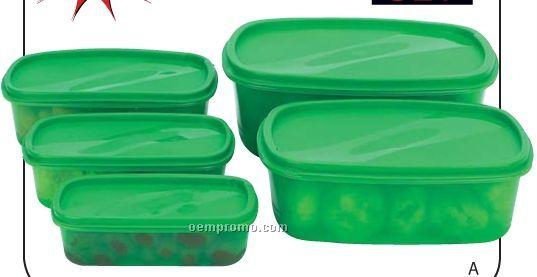Always Fresh Containers 10 PC Set