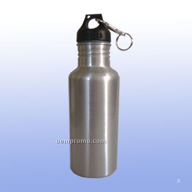20 Oz Wide Mouth Aluminum Sports Bottle (Screened)