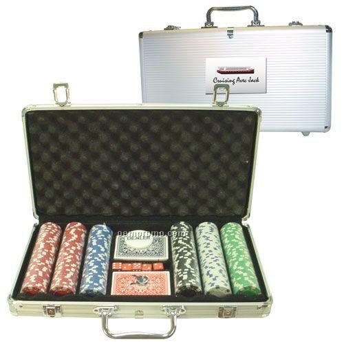300 Piece Poker Chip Set