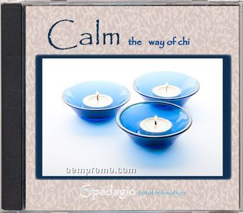 Calm The Way Of Chi Music CD - Spadagio Collection