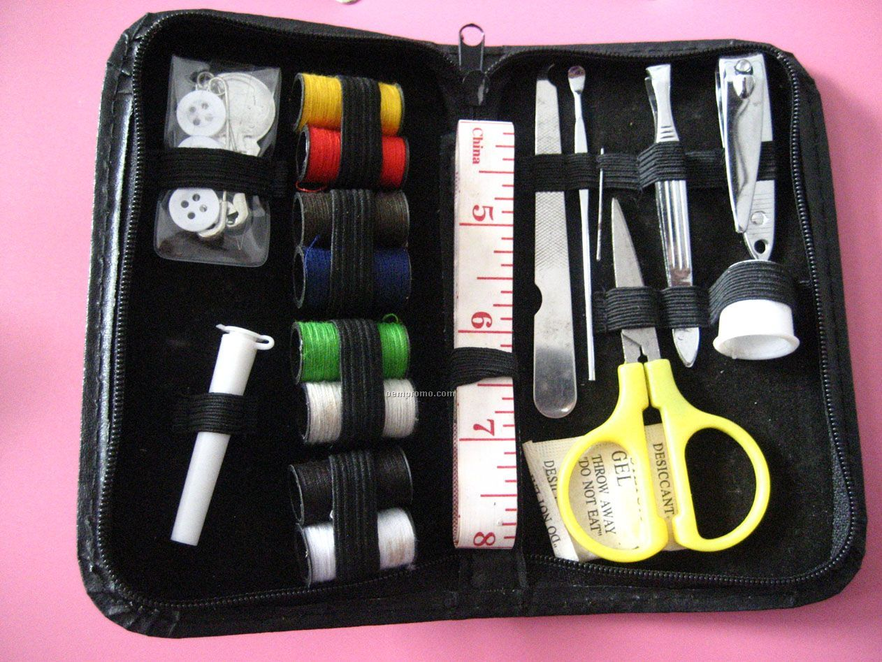 The Sewing And Manicure Kit